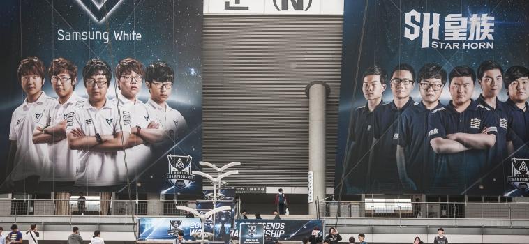 Dél-Korea számára az esport egy nemzeti szórakozás