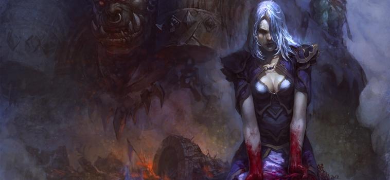 Heroes of the Storm hőskörkép #4 – Jaina Proudmoore