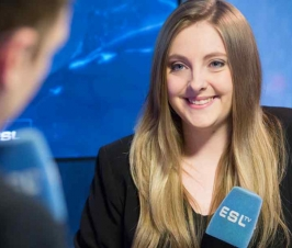 A profi esport kommentátorok élete – interjú az ESL munkatársával, Lauren 'Pansy' Scott-tal