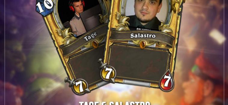 Tage & Salastro Hearthstone mega interjú