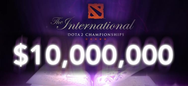 Az esport felemelkedésének újabb bizonyítéka: tízmillió dolláros játékbajnokság